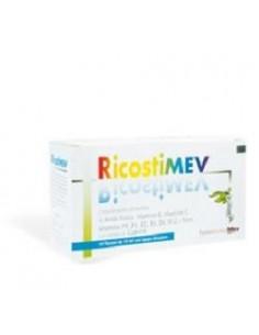 RICOSTIMEV 10 FLACONCINI 10 ML