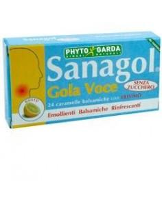 SANAGOL GOLA VOCE SENZA...
