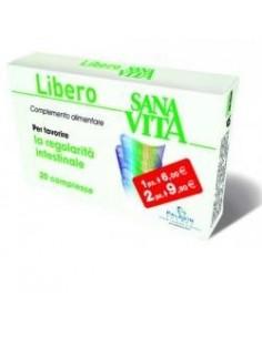 SANAVITA LIBERO 20 COMPRESSE