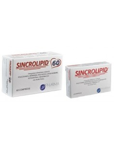 SINCROLIPID 60 COMPRESSE