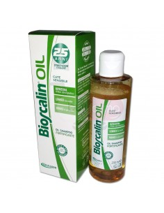 Bioscalin Oil Shampoo Fortificante per Cute Sensibile da 200ml