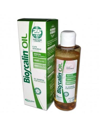 Bioscalin Oil Shampoo Fortificante per Cute Sensibile da 200ml