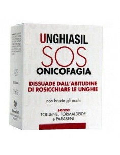 UNGHIASIL SOS ONICOFAGIA 12 ML