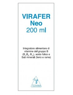 VIRAFER NEO FLACONE 200 ML