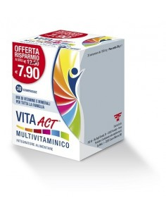 VITA ACT MULTIVITAMINICO 30...