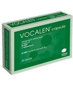 VOCALEN 20 CAPSULE
