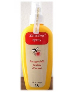 ZANZAKER SPRAY 150 ML
