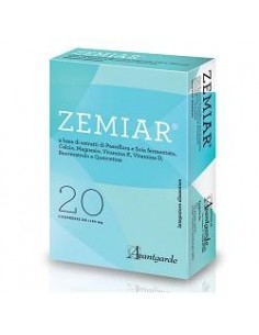 ZEMIAR 20 COMPRESSE 1160 MG