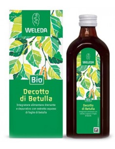 DECOTTO DI BETULLA 250 ML