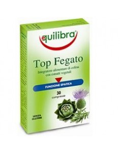 TOP FEGATO 30 COMPRESSE