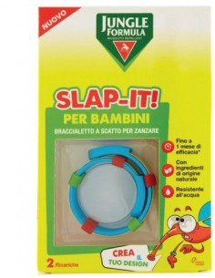 JUNGLE FORMULA SLAP-IT...
