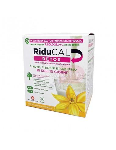 Riducal Detox - Frullato Con Carciofo...
