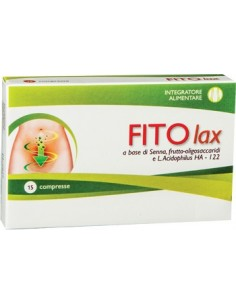 FITOLAX 15 COMPRESSE