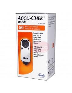 Roche Accu-Chek Mobile Casette da 50 test