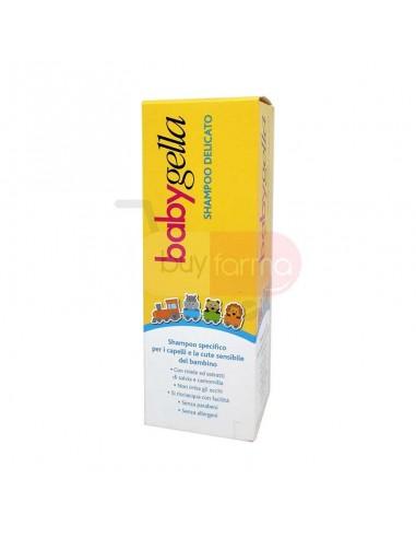 Babygella - Shampoo Delicato per...
