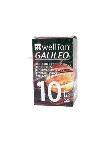 Wellion Galileo - 10 Strisce Reattive...