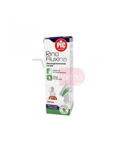 RinoFluxina - Spray Nasale...