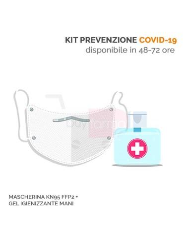 Kit Prevenzione Covid-19 - Mascherina...