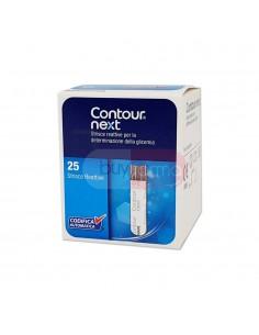 Contour Next 25 Strisce Reattive