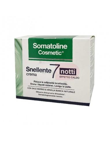 Somatoline Cosmetic Snellente Ultra Intensivo 7 Notti da 250ml