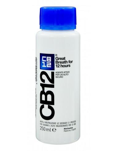 CB12 - Collutorio per Alitosi da 250ml