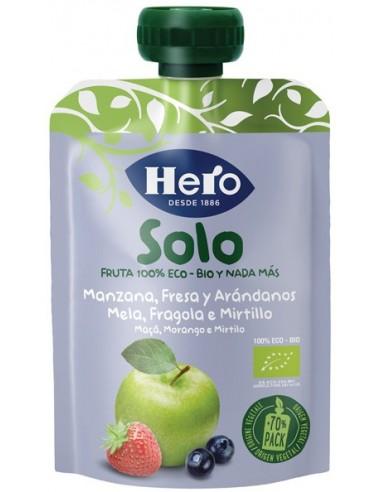 HERO SOLO FRUTTA FRULLATA 100% BIO...