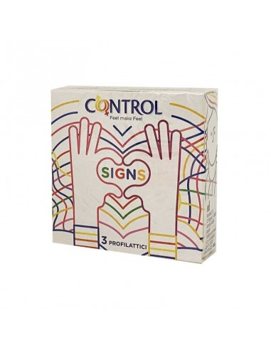 Control - Adapta Signs Profilattici...