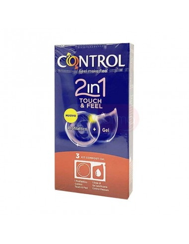 Control - 2 in 1 Touch & Feel...