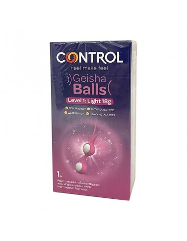 Control Geisha Balls - Stimolatore...
