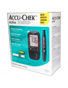 Accu-Chek Active Kit Completo