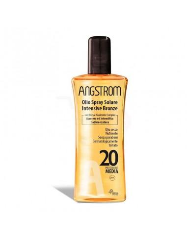 Angstrom - Olio Secco Spray Solare...