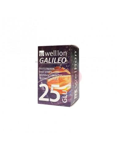 Wellion Galileo - 25 Strisce Reattive...