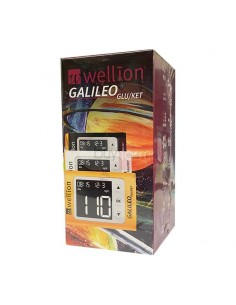 Wellion Galileo - Glu/Ket...