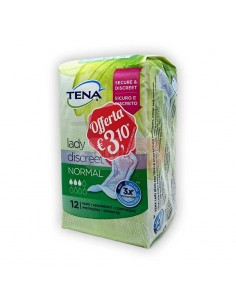 Tena Lady Discreet Normal -...