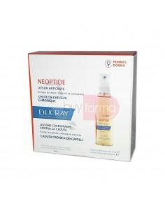 Ducray Neoptide Lozione Anticaduta Donna 3 Flaconi da 30ml