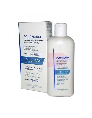 Ducray Squanorm Shampoo Trattante Anti Forfora Secca da 200ml