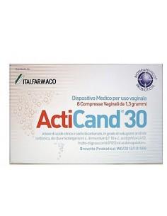 ACTICAND 30 8 COMPRESSE...