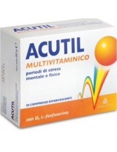 ACUTIL MULTIVITAMINICO 20...