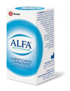 ALFA LUBRIFICANTE 10 ML