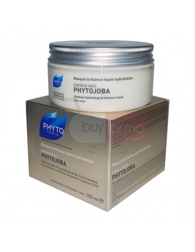 Phyto Phytojoba Maschera Luminosità Alta Idratazione da 200ml