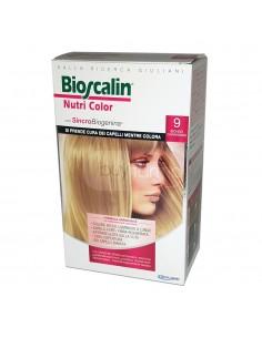 Bioscalin Nutri Color 9 Biondo Chiarissimo Colorazione con Sincrobiogenina