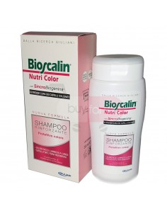 Bioscalin Nutri Color Shampoo Rinforzante con Sincrobiogenina da 200ml