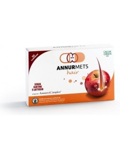 ANNURMETS HAIR 510 MG 30...