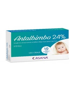 ANTALBIMBO 24% STERILE 10...