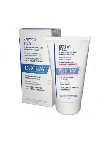 Ducray Kertyol P.S.O. Shampoo Trattante Cheratonormalizzante da 125ml
