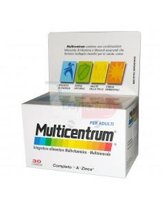 Multicentrum 30 Compresse Integratore Multivitaminico Multiminerale