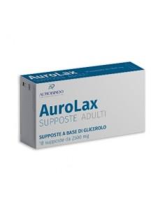 SUPPOSTE AUROLAX GLICEROLO...