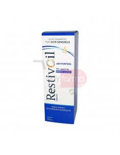 Restivoil Complex Olio Shampoo Antiforfora Cute Sensibile da 250ml