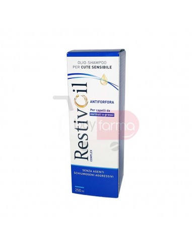Restivoil Complex Olio Shampoo Antiforfora Cute Sensibile da 250ml