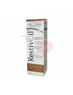 Restivoil Zero Prurito e Irritazione  Olio Shampoo per Cute UltraSensibile da 150ml